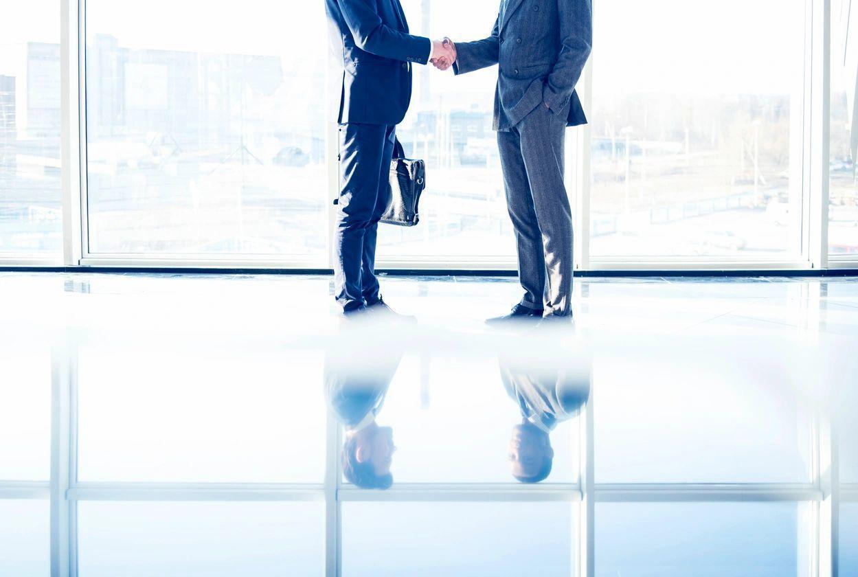 Westgate handshake