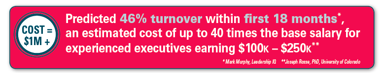 Mark Murphy and turnover rate