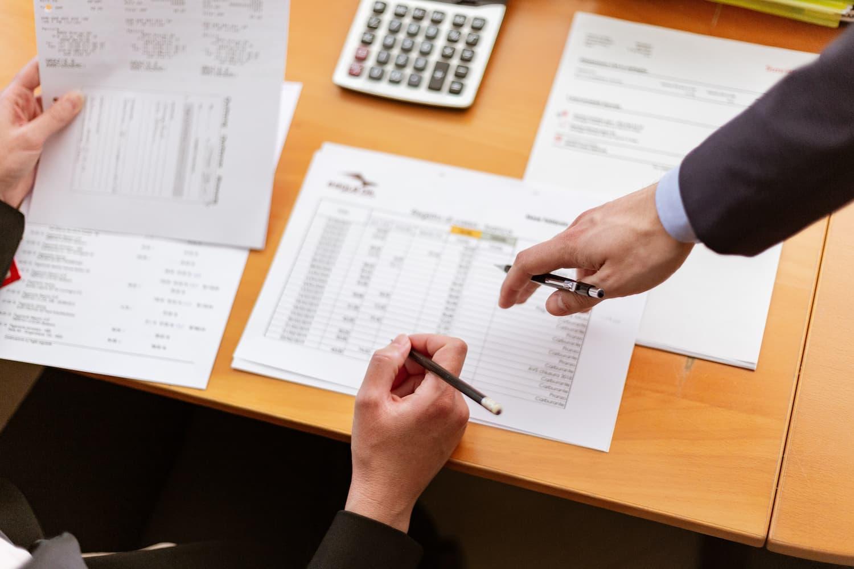 Measuring statistics and metrics